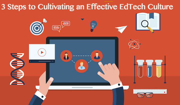 3 Steps to Cultivating an Effective EdTech Culture in the Classroom