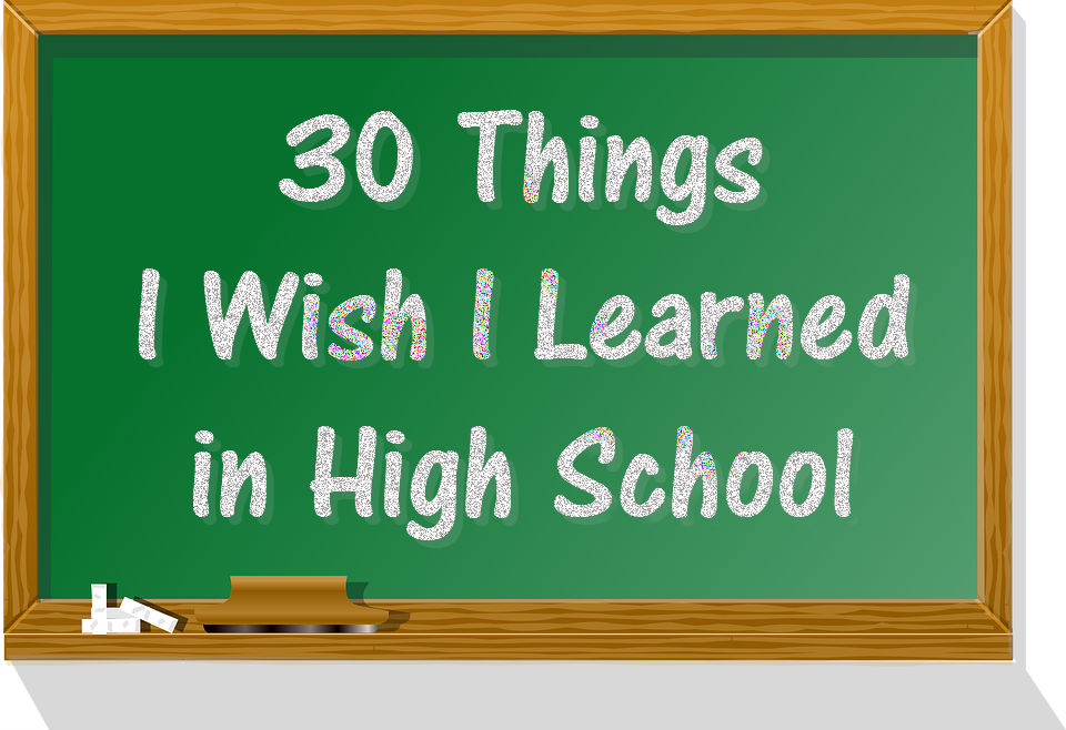 what i learned in high school Browse for things i learned in high school lyrics get one of the browsed things i learned in high school lyrics and watch the video.
