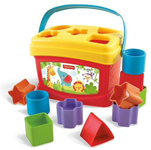 Ultimate Guide to Educational Toys for Kids Baby's First Blocks