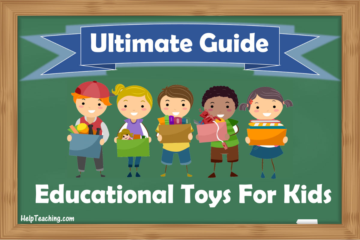 Ultimate Guide to Educational Toys for Kids