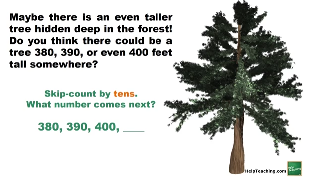 Math Lesson: Place Value Math Story – The General Sherman Tree