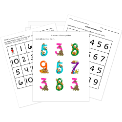 Counting Worksheets