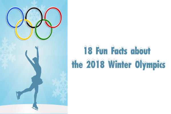 18 Fun Facts about the 2018 Winter Olympics for Kids