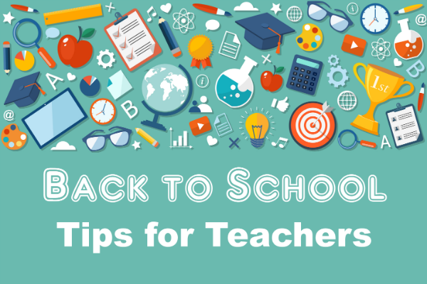 10 Back-to-School Tips for Teachers
