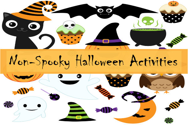 Non-Spooky Halloween Activities