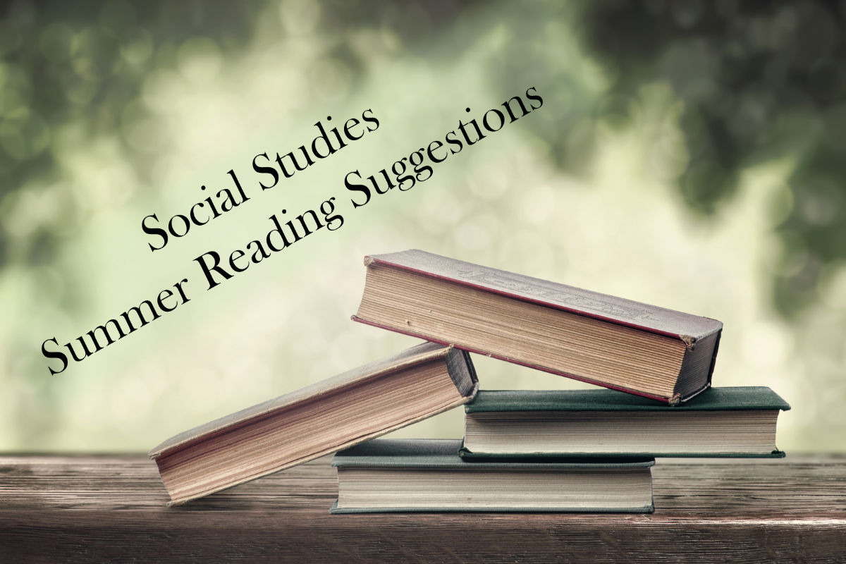 Social Studies Summer Reading List