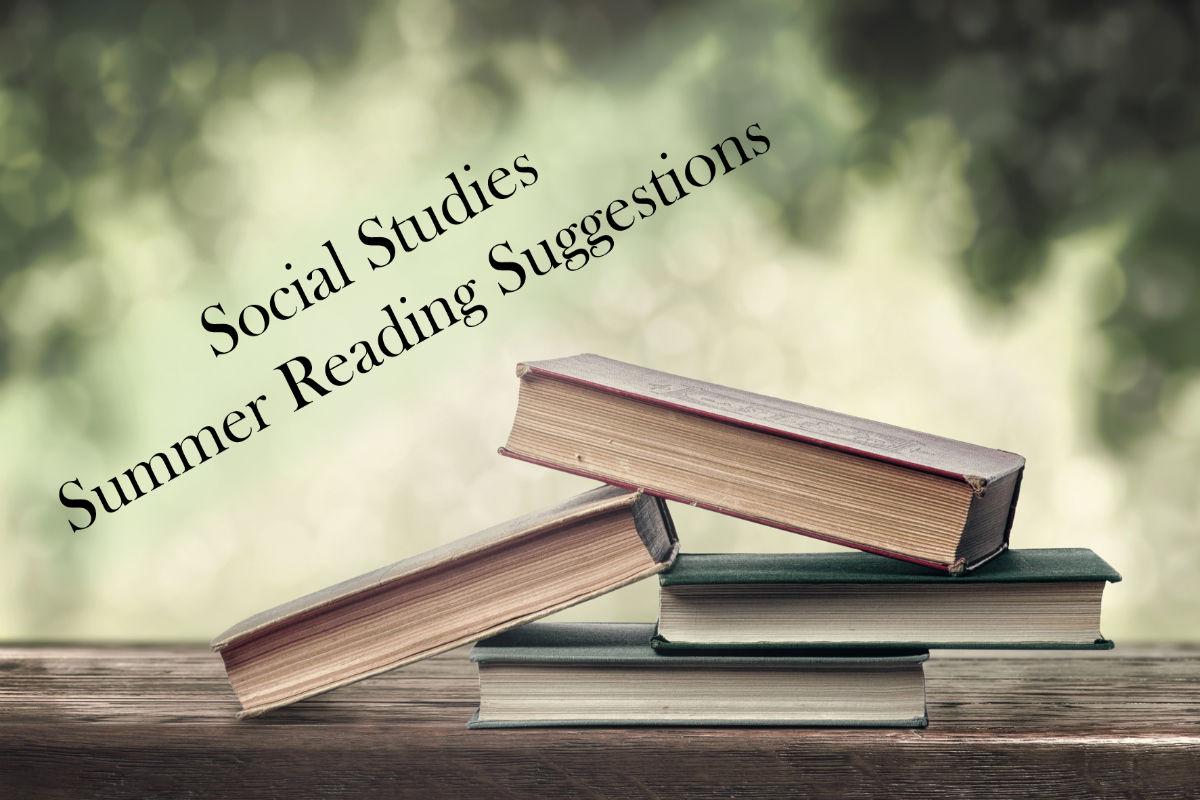 Social Studies Summer Reading List