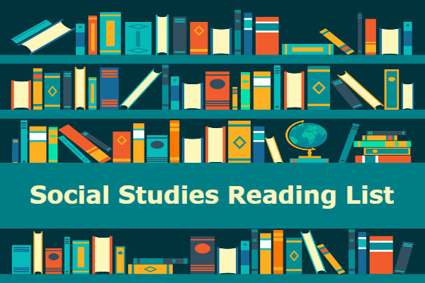 Social Studies Reading List