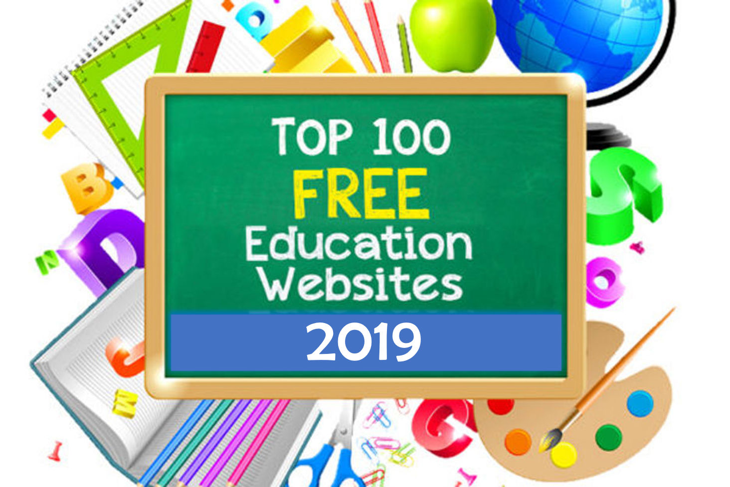 - Top 100 Free Education Sites