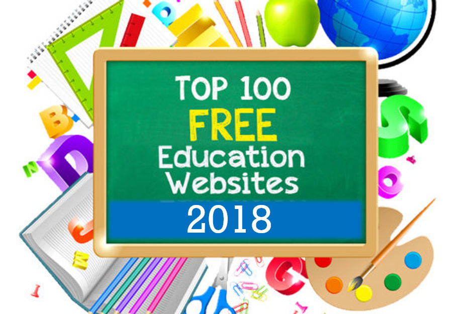 Top 100 Free Education Sites of 2017