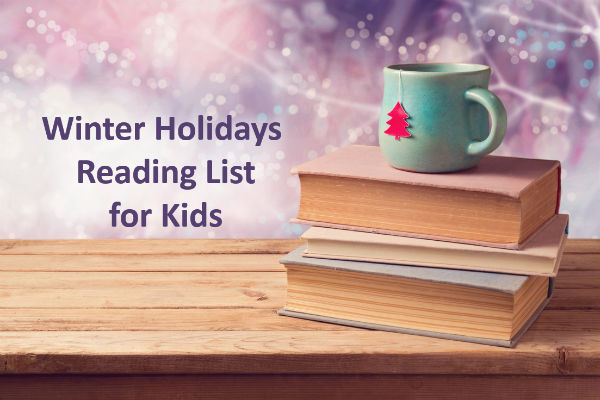 Winter Holidays Reading List for Kids