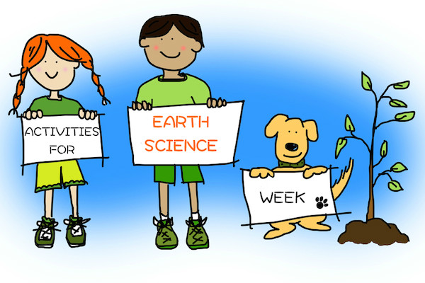 Fun Daily Activities for Earth Science Week (Oct. 11-17). Some contests deadlines are coming up!