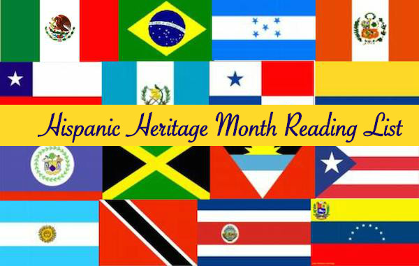 Hispanic Heritage Month Reading List