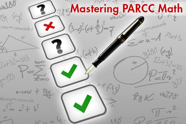Mastering PARCC Math