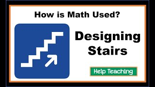 Math Lesson: Construction - Designing Stairs