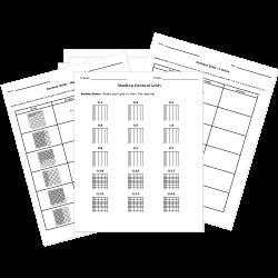 Decimals Worksheets