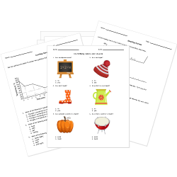 Properties Of Matter Worksheets For Printable Or Online Assessments
